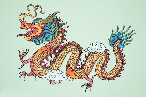 Dragon Zodiac Sign - Year of Dragon Traits with Horoscope Meaning & Personality