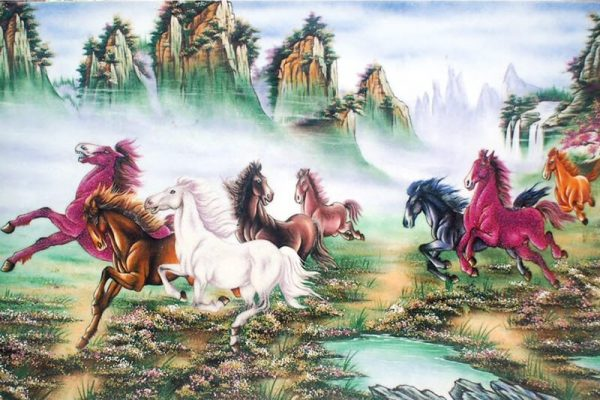 Horse Zodiac Sign - Year of Horse Traits with Horoscope Meaning & Personality