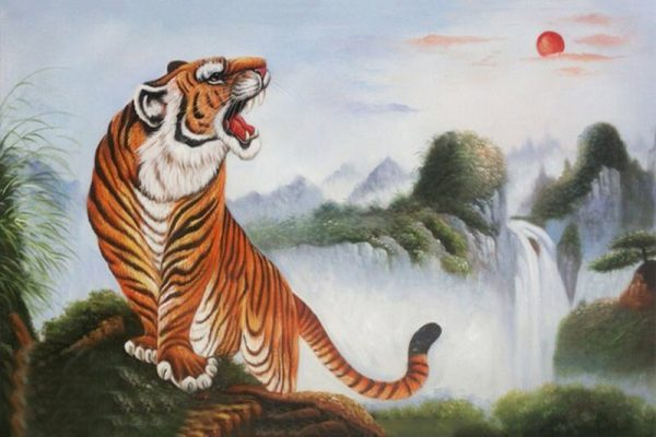 Tiger Zodiac Sign - Year of Tiger Traits with Horoscope Meaning & Personality