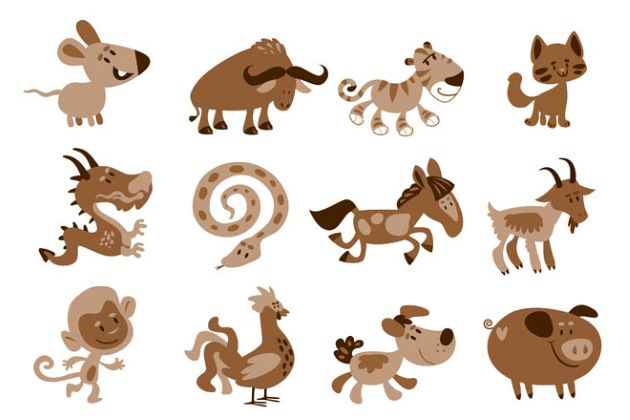 Vietnam Zodiac Animal Signs